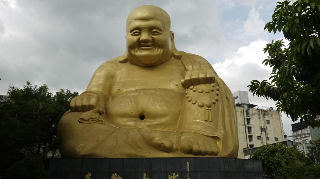 宝覚寺の布袋様