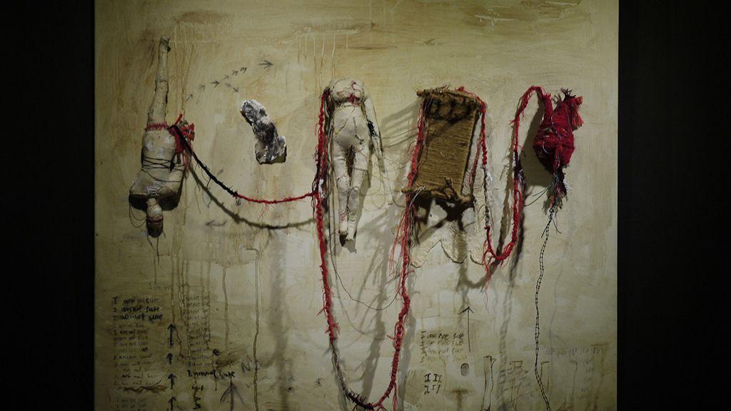 台北の幻想狂気系アート