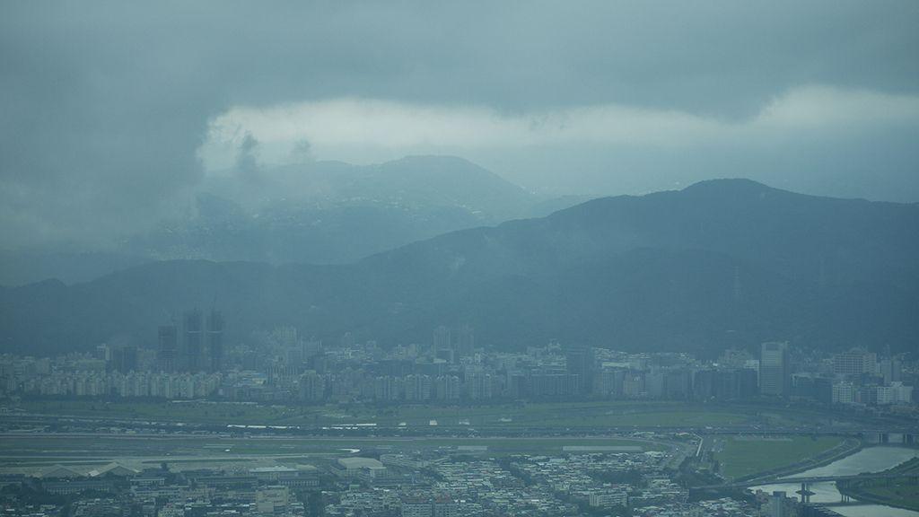 台北101からの景色01