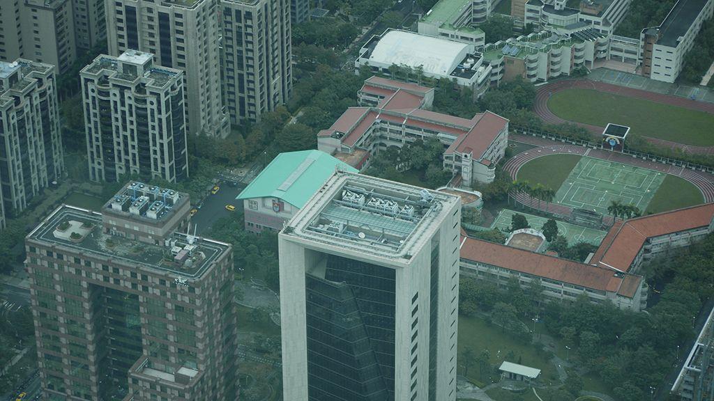 台北101からの景色02