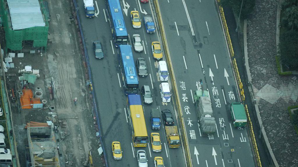 台北101からの景色03