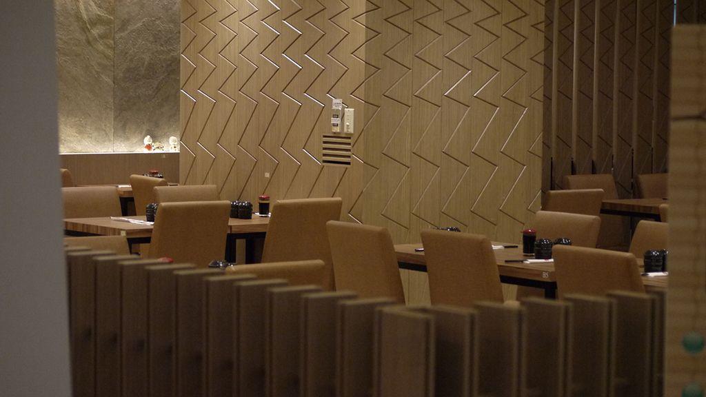 台北101の日本料理屋