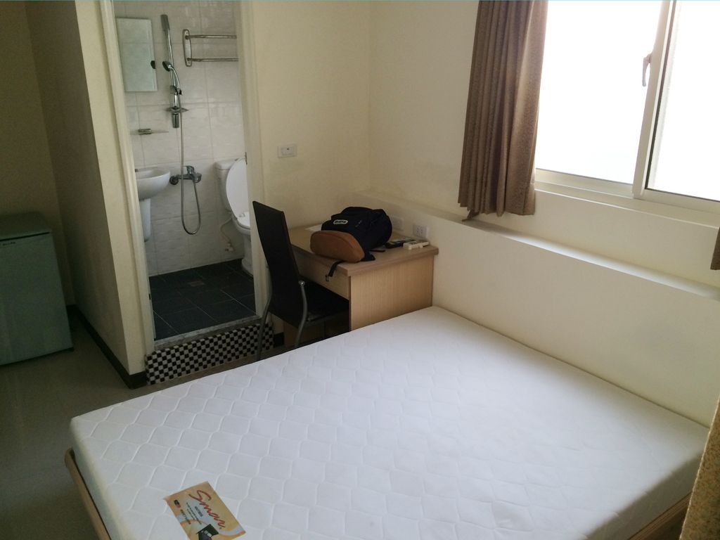 台湾で借りた部屋