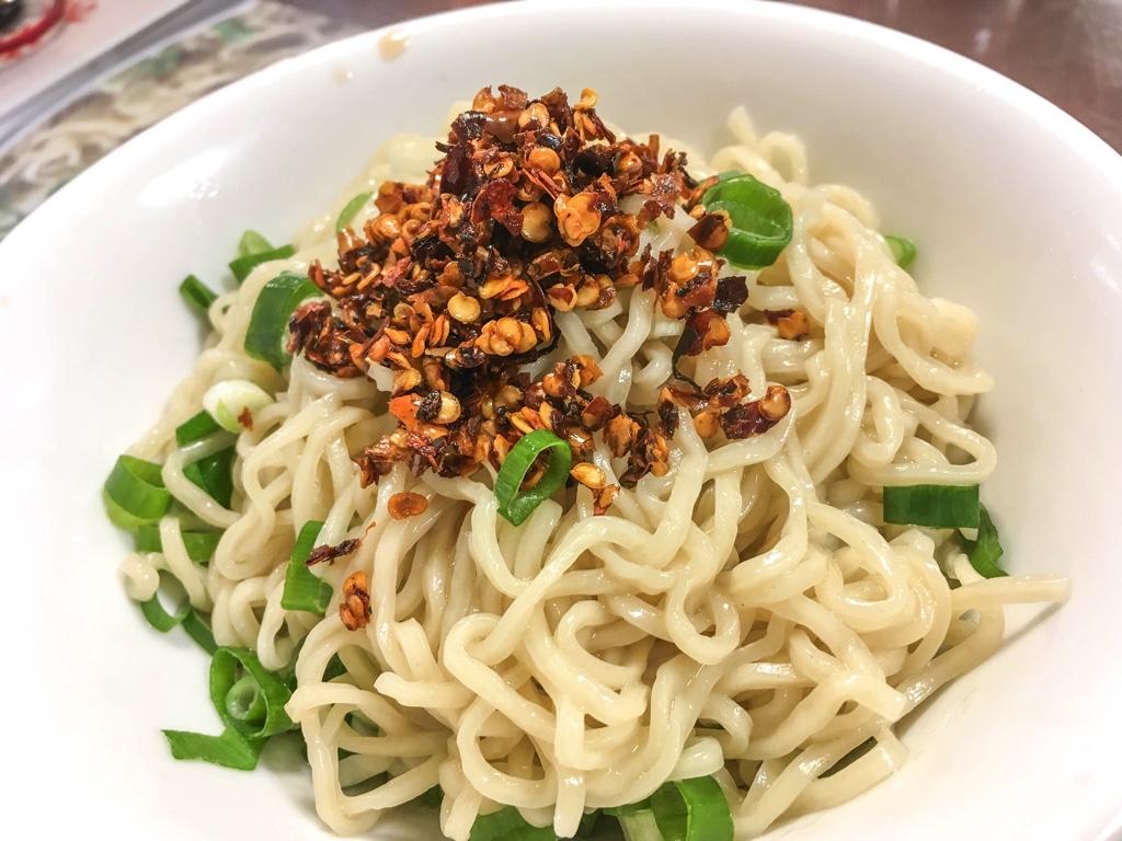 台湾での一般的な食事