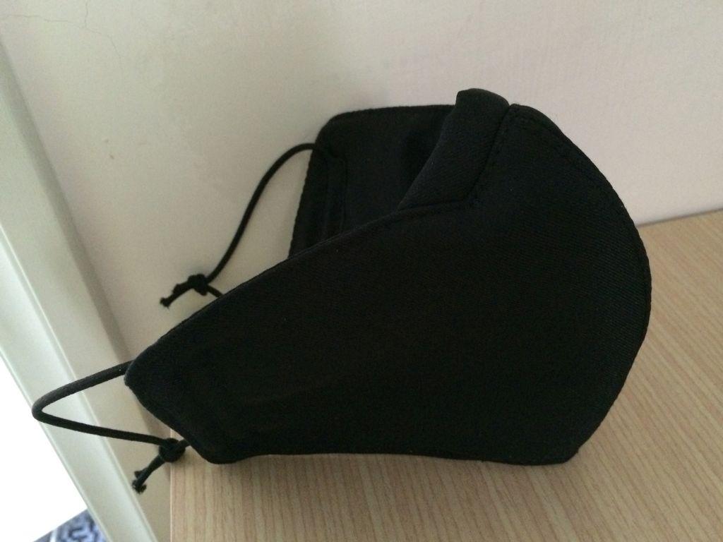 台湾では絶対売っている黒マスク
