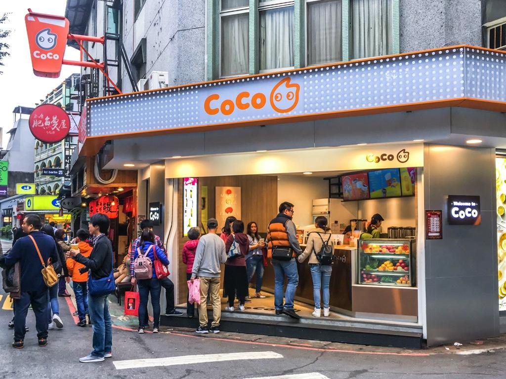 CoCo永康街店