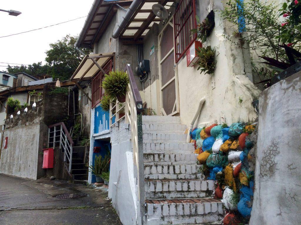 寶藏巖國際藝術村