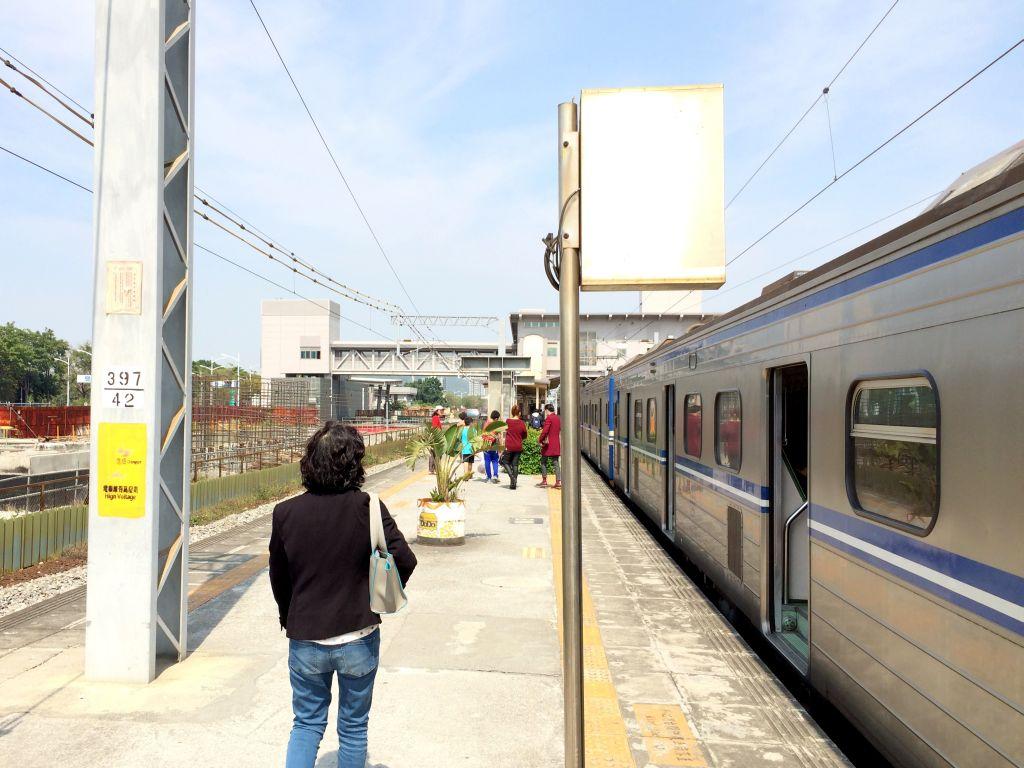 台鉄左營火車駅