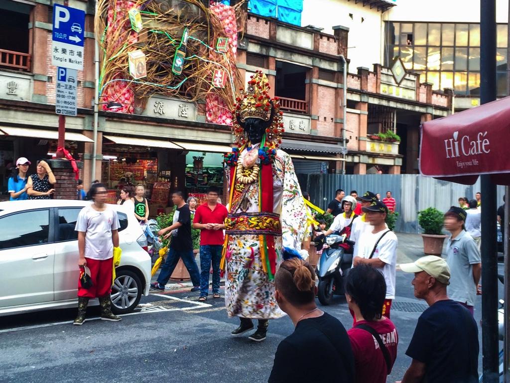 台湾の伝統行事
