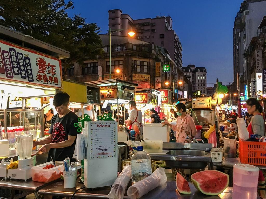 台湾の飲食店01