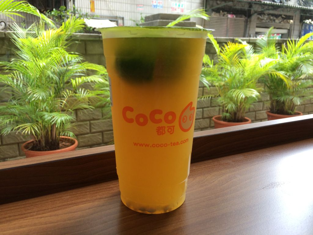 CoCoの飲み物
