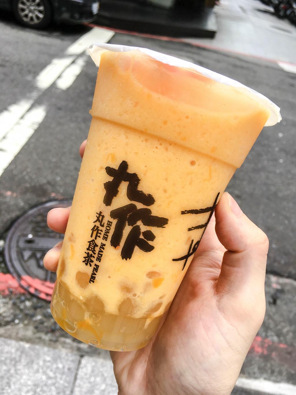 丸作食茶の「芒果丸妞妞」