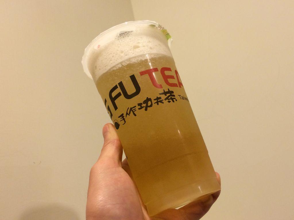 檸檬蘆薈(アロエレモンジュース)
