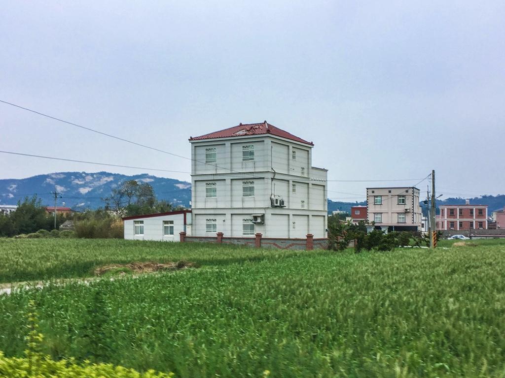 金門の住宅