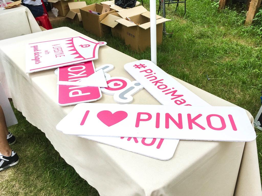 Pinkoiのボード