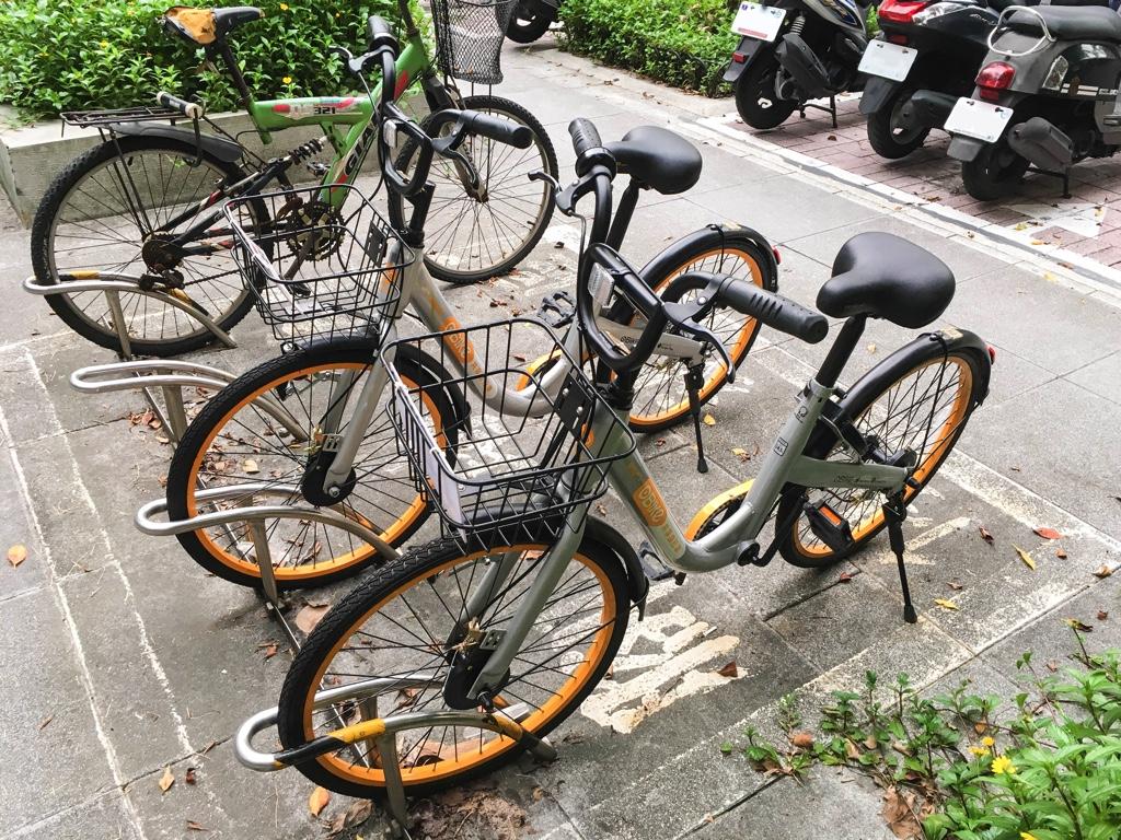 自転車専用駐輪場