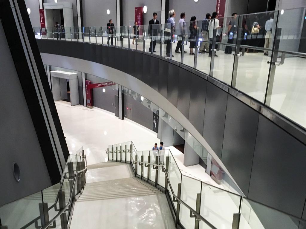 故宮博物院(南部院区)展示エリア