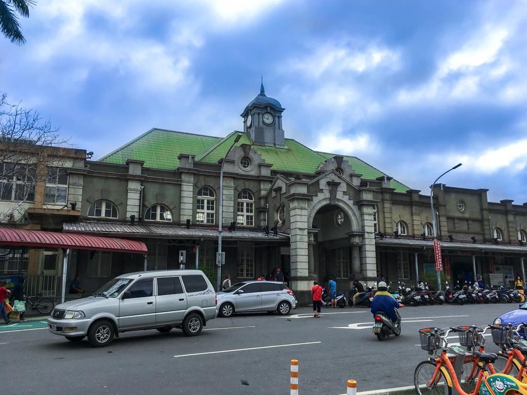 新竹駅(新竹火車站)