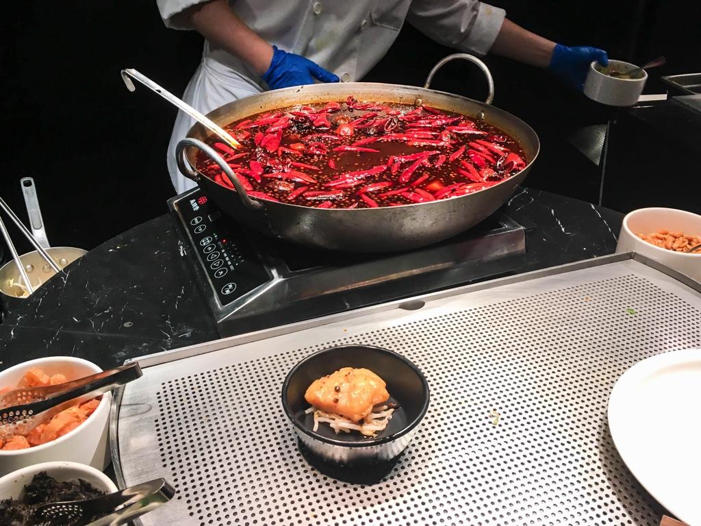 重慶の魚料理