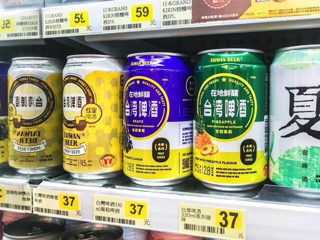 台湾のフルーツビール