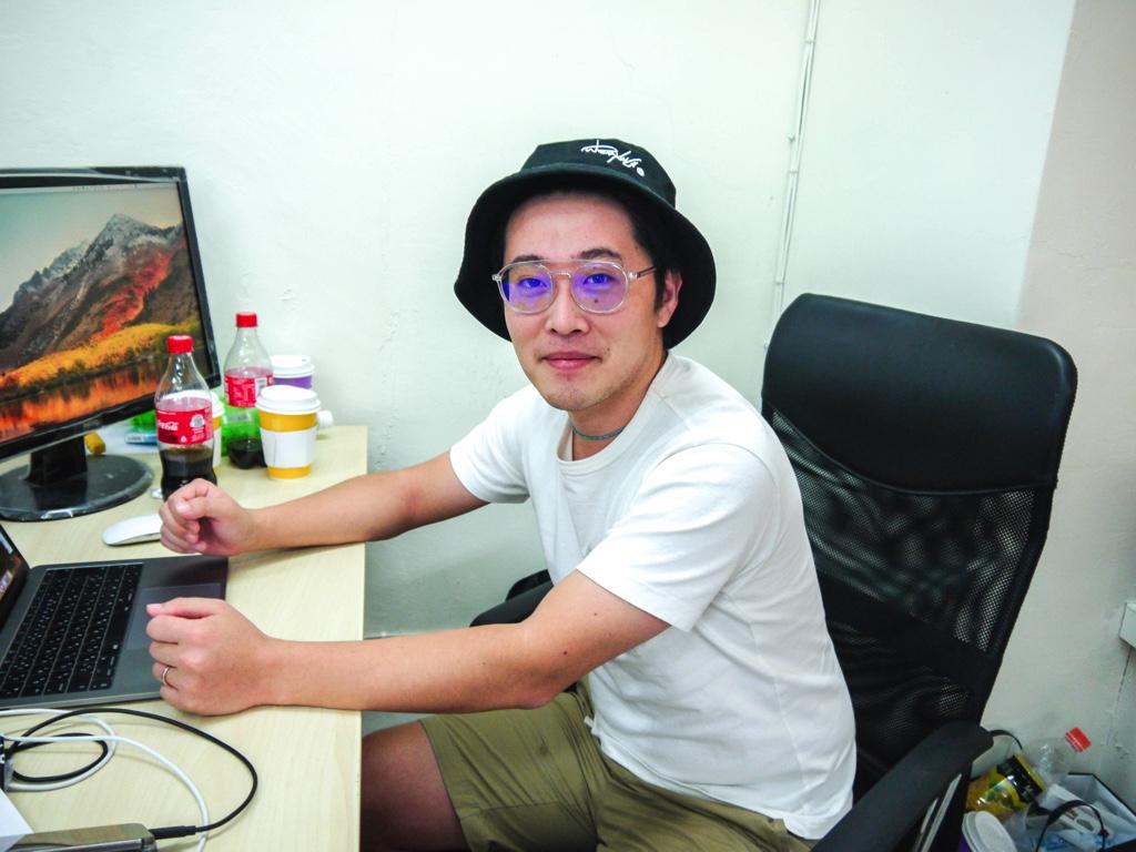 CAPSULE社長の埴渕さん