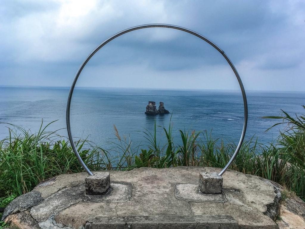 燭台雙嶼の撮影ポイント