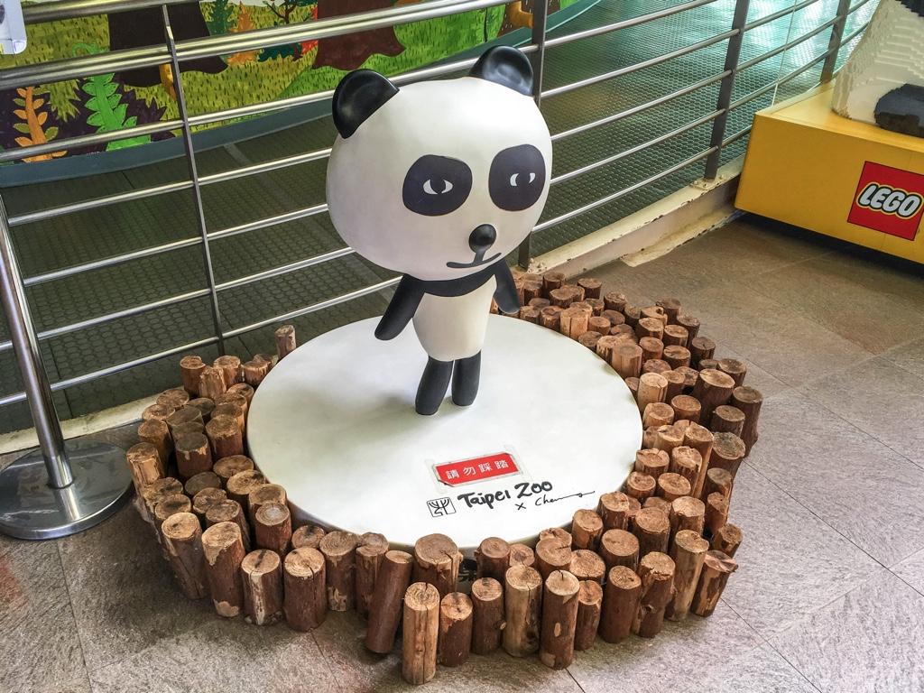 パンダのオブジェクト