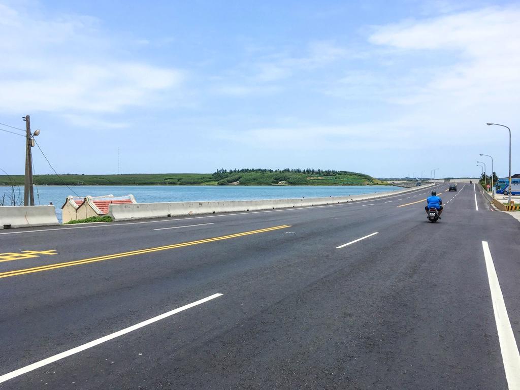 澎湖の公道