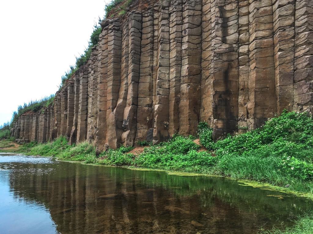 池東大菓葉玄武岩