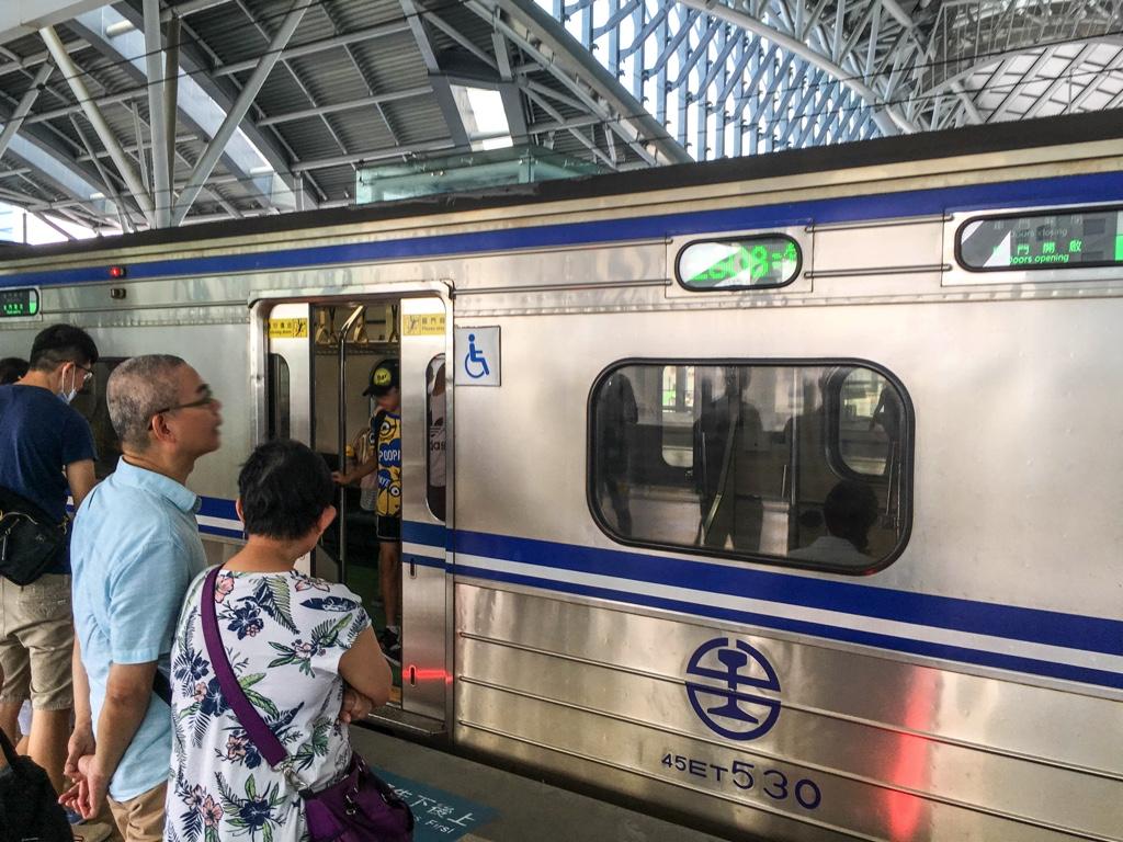 台湾鉄道 區間車