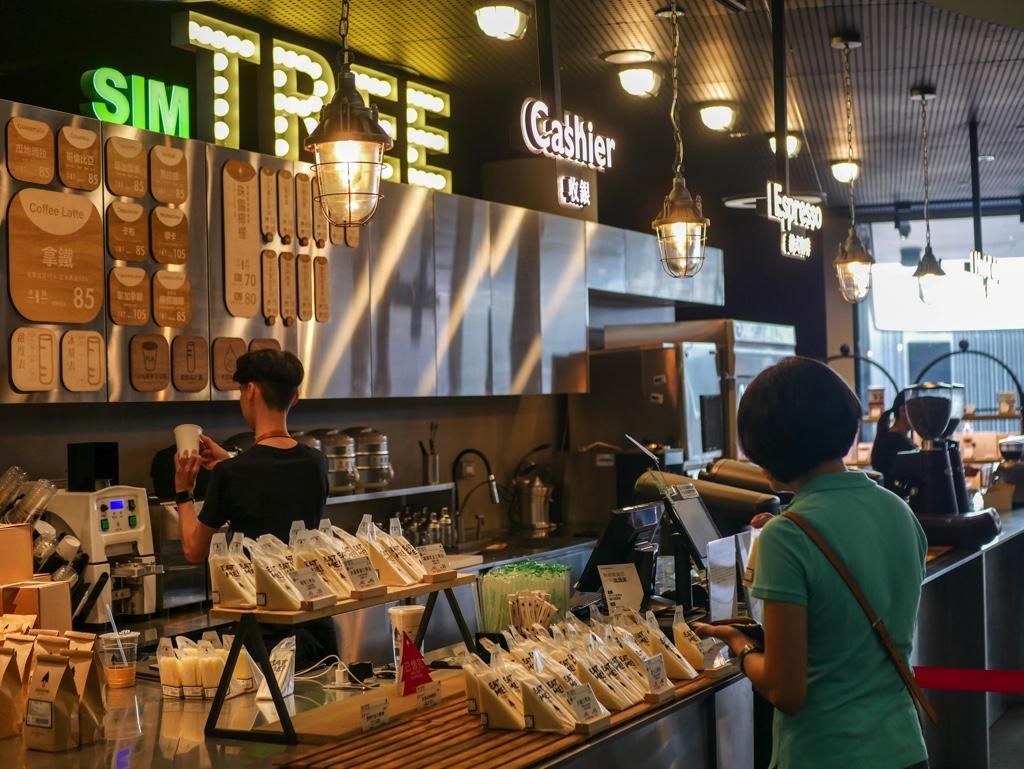 カフェ 興趣 x simtree