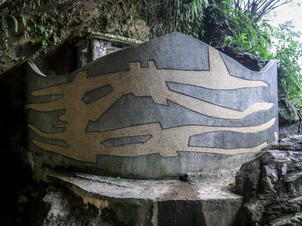 佛手洞の防空壕跡