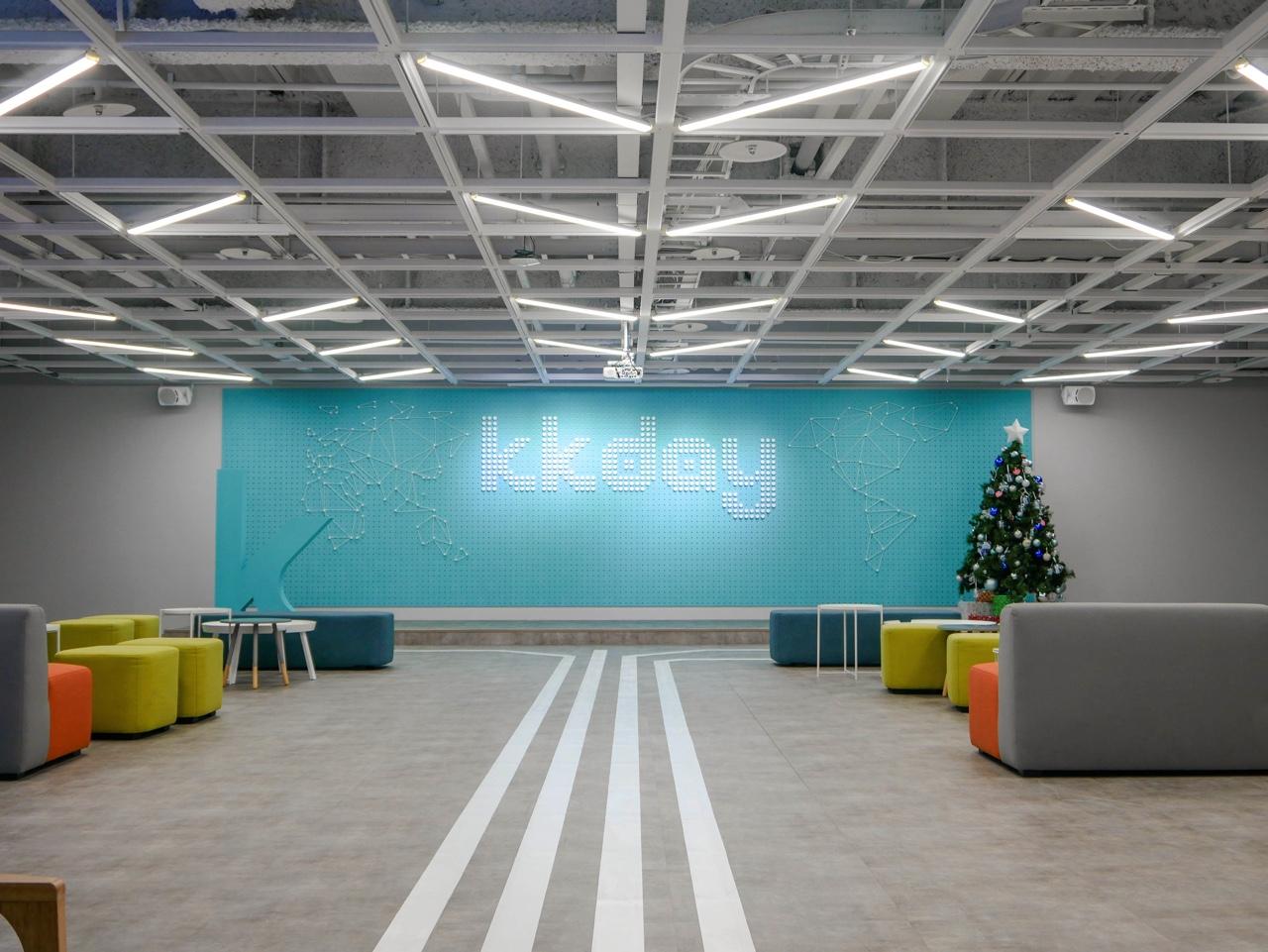 KKday本社のロビー01