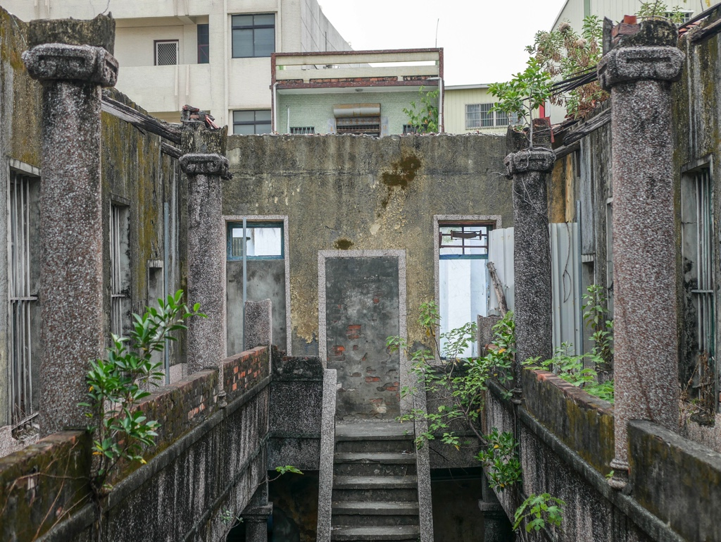 林園安樂樓の2階