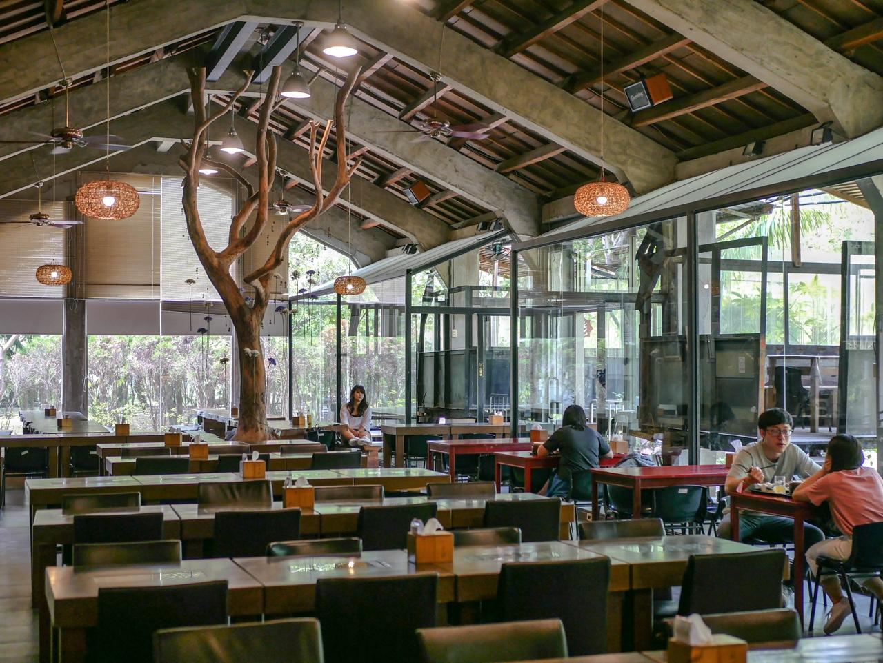 十鼓仁糖文創園區のレストラン