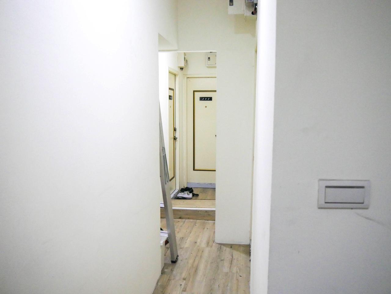 3階共用廊下