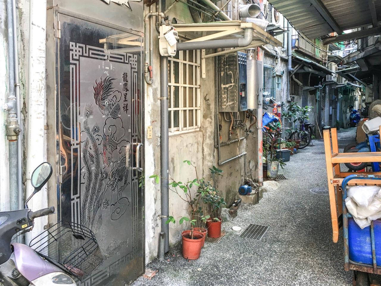 台北の住居