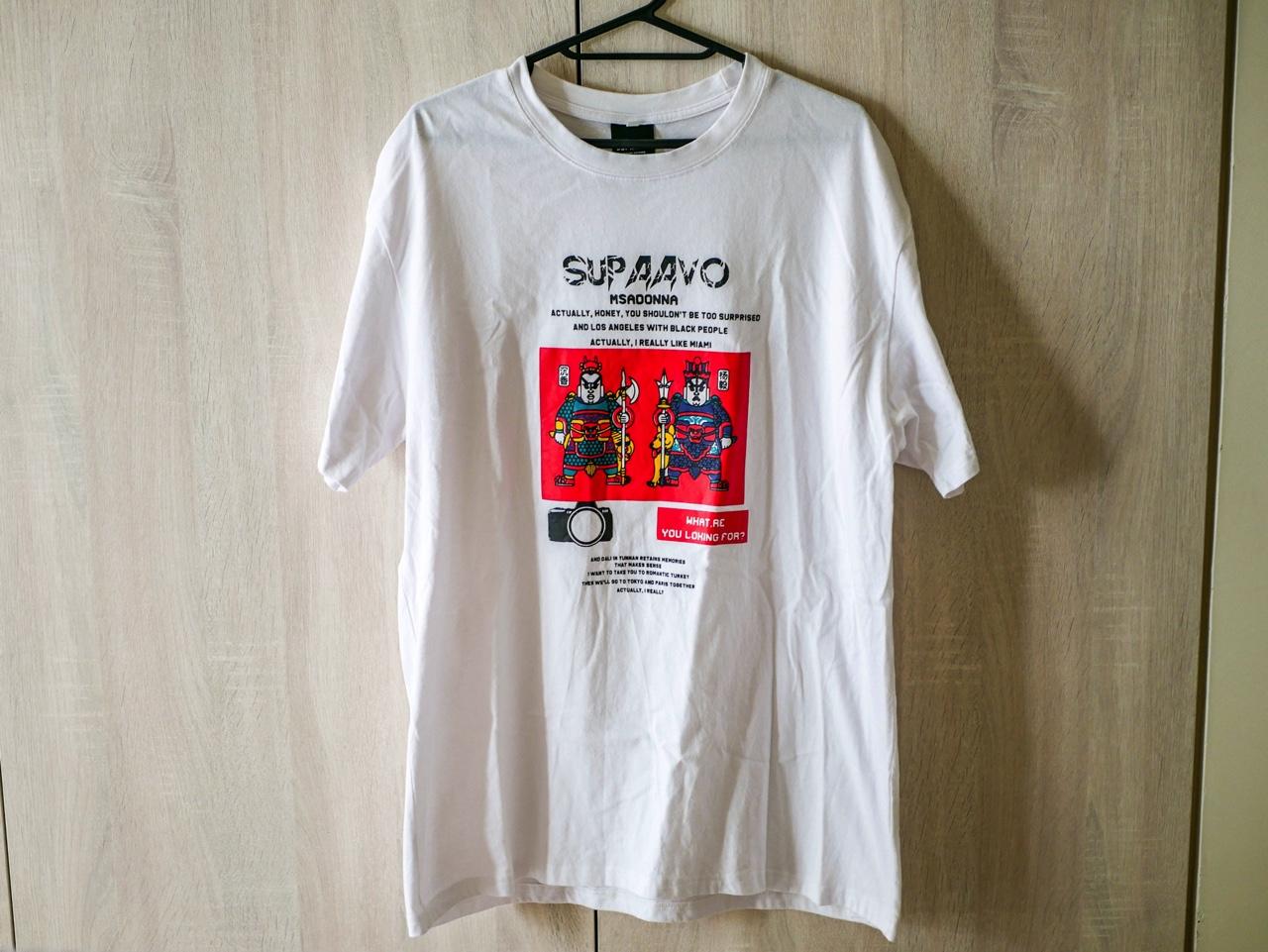 門神Tシャツ