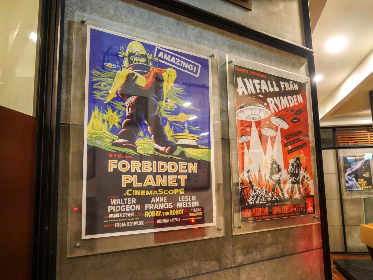 海外の映画のポスター