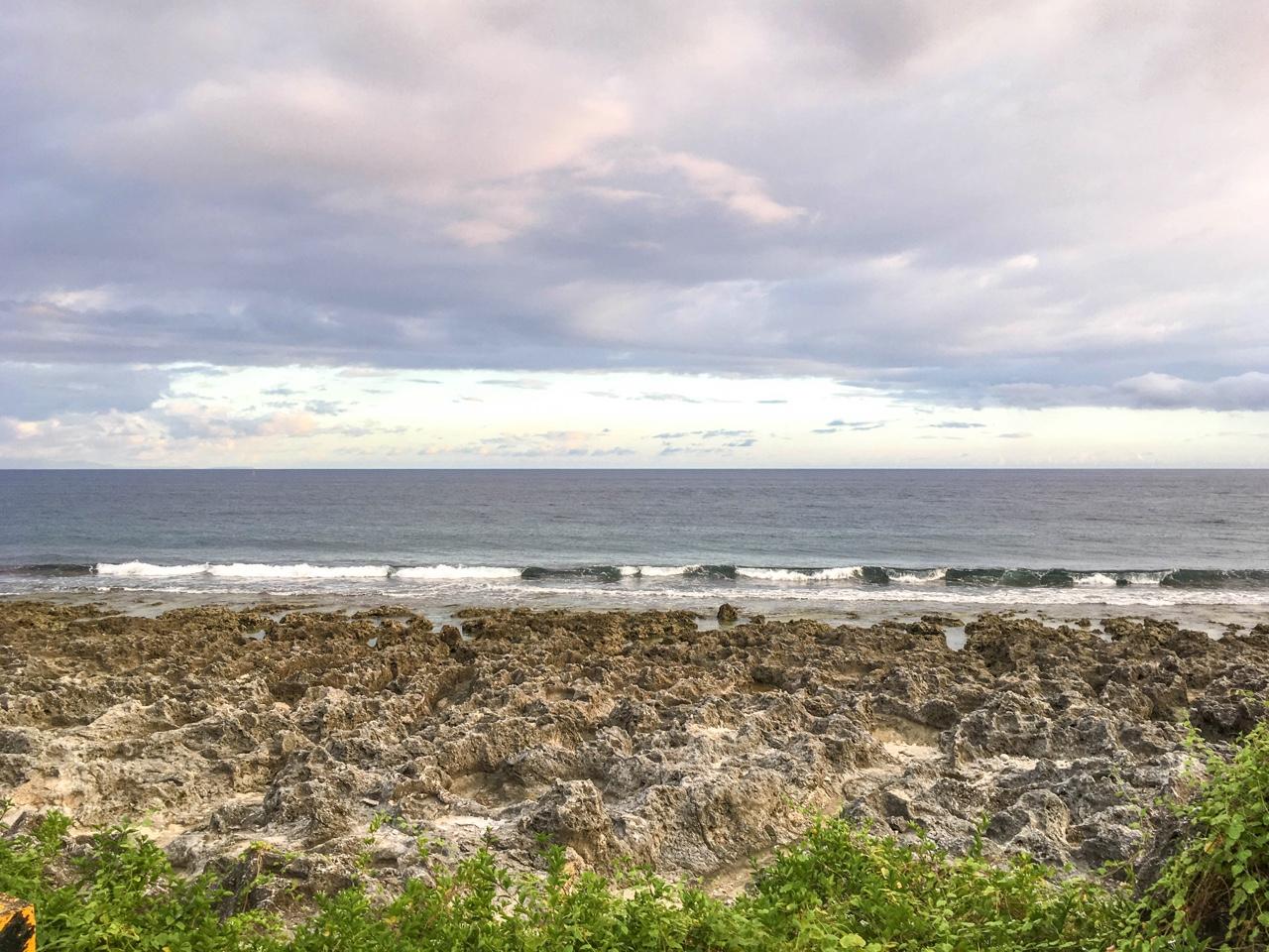 小琉球南部の海岸