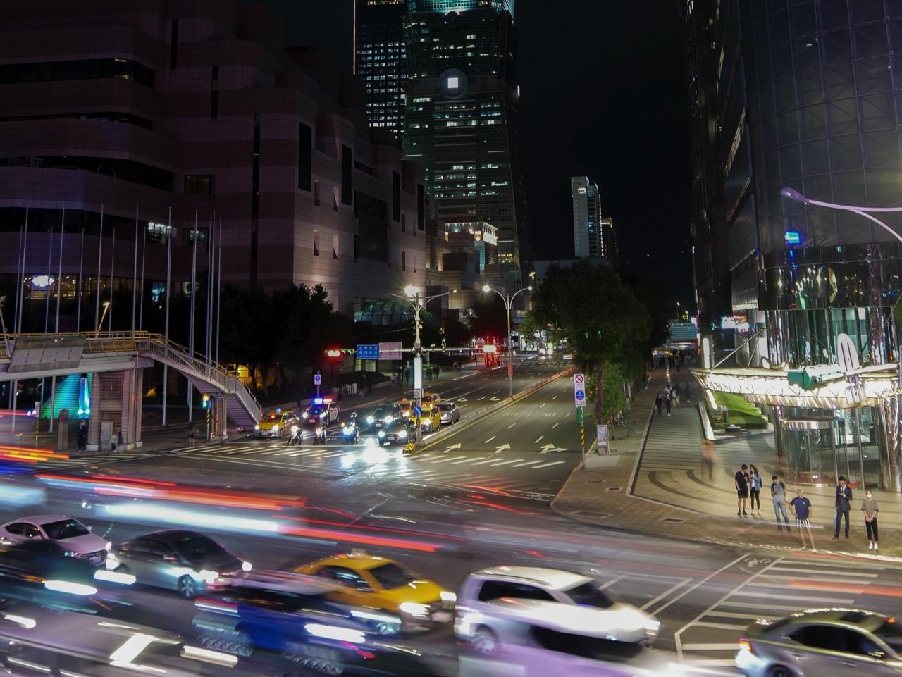 台北の街並み02