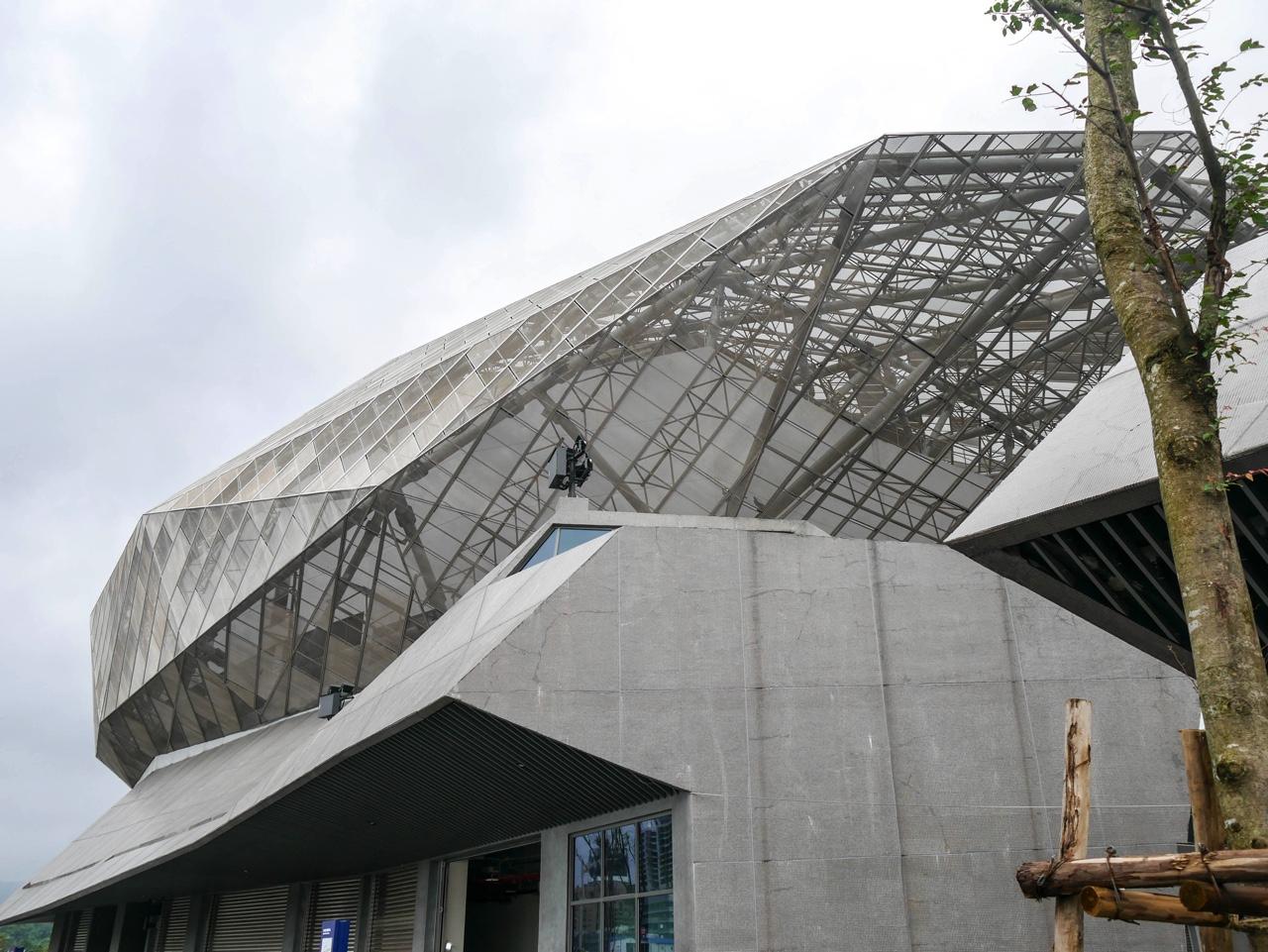 コンサートホール(主廳館)外観01