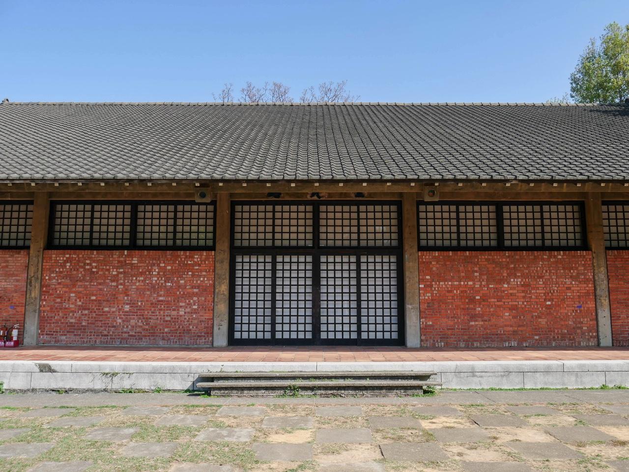 東海大學の古建築