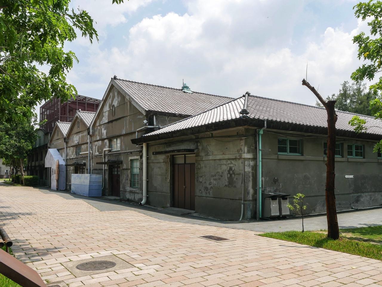 藝文展覽館外観