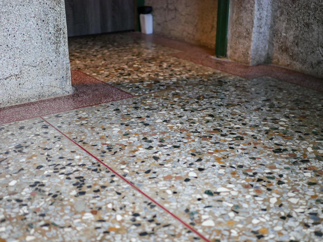 磨石子地板