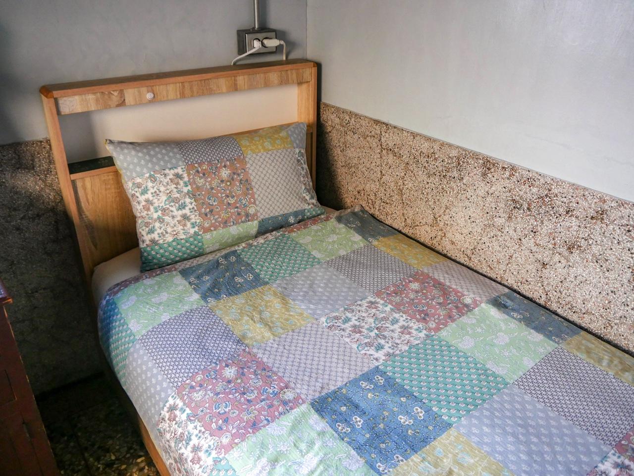 客室の寝具