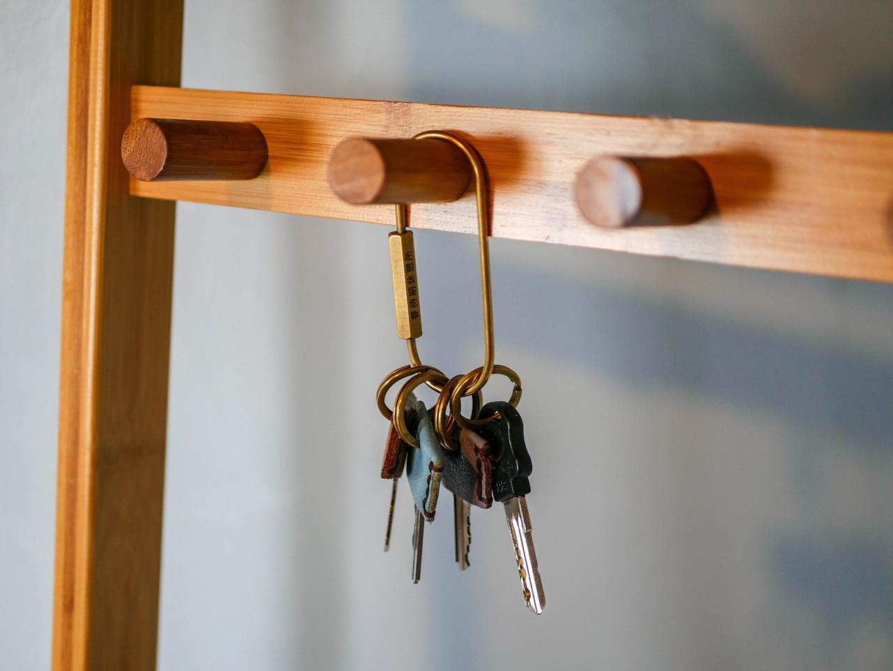 眷待期休憩所の鍵